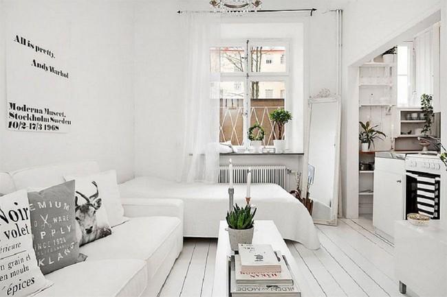 Nếu là người thông  minh thì nhà nhỏ đến đâu cũng có thể thiết kế được phòng ngủ đẹp - Ảnh 14.