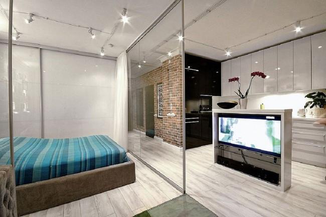 Nếu là người thông  minh thì nhà nhỏ đến đâu cũng có thể thiết kế được phòng ngủ đẹp - Ảnh 15.
