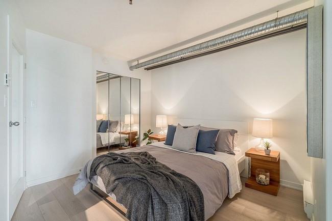 Nếu là người thông  minh thì nhà nhỏ đến đâu cũng có thể thiết kế được phòng ngủ đẹp - Ảnh 17.