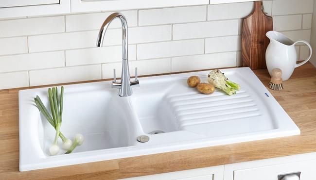 3 lời khuyên để bạn lựa chọn bồn rửa đôi hay đơn trong bếp cho phù hợp nhất - Ảnh 4.