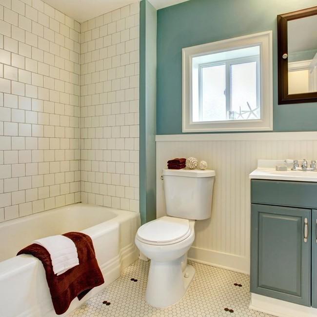 5 tuyệt chiêu chống ẩm cho nhà tắm vô cùng hiệu quả bạn nhất thiết phải biết - Ảnh 4.
