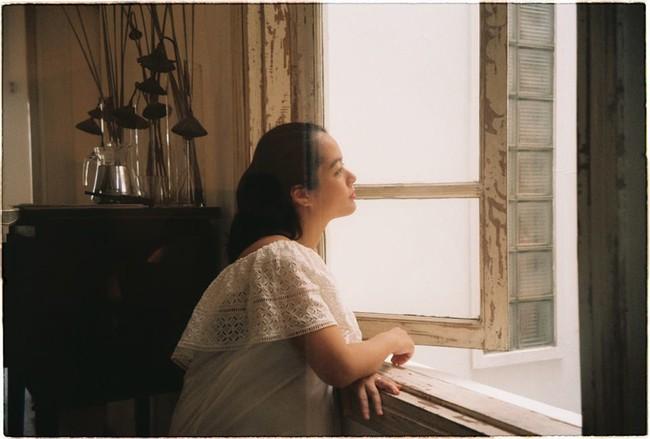 Con gái lớn Hồng Mi của nghệ sĩ Chiều Xuân dù khoe bụng bầu lần 2 vẫn xinh đẹp xuất sắc - Ảnh 7.