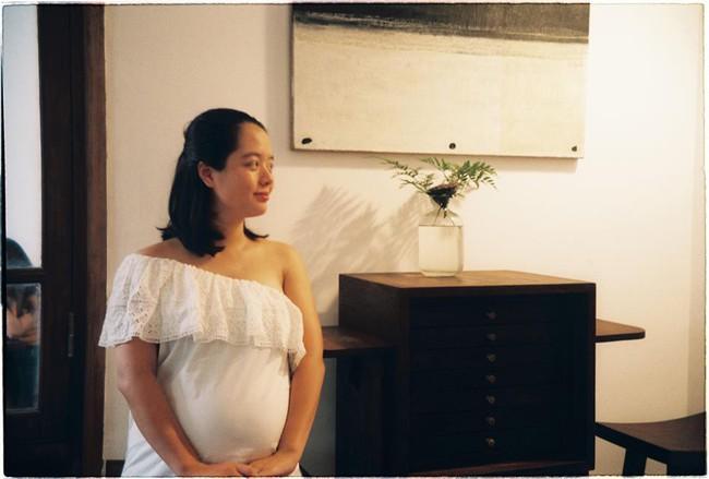 Con gái lớn Hồng Mi của nghệ sĩ Chiều Xuân dù khoe bụng bầu lần 2 vẫn xinh đẹp xuất sắc - Ảnh 8.