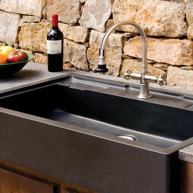 3 lời khuyên để bạn lựa chọn bồn rửa đôi hay đơn trong bếp cho phù hợp nhất - Ảnh 6.