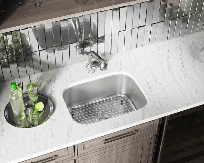 3 lời khuyên để bạn lựa chọn bồn rửa đôi hay đơn trong bếp cho phù hợp nhất - Ảnh 2.