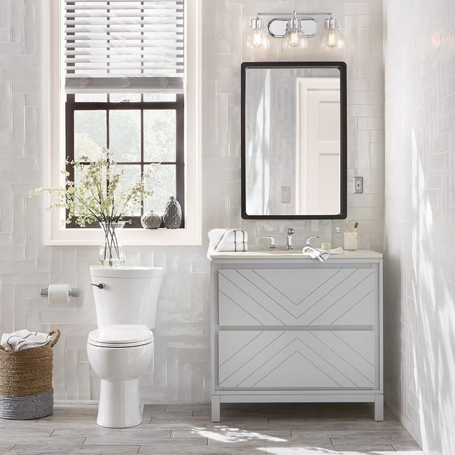 5 tuyệt chiêu chống ẩm cho nhà tắm vô cùng hiệu quả bạn nhất thiết phải biết - Ảnh 6.
