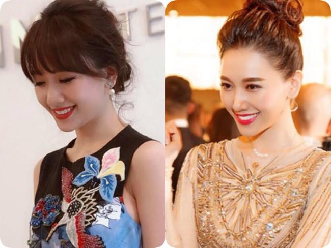 Hari Won - Nhã Phương: Vợ của 2 danh hài hot nhất showbiz Việt lại có 1 điểm chung nhan sắc mà không phải ai cũng biết - Ảnh 9.