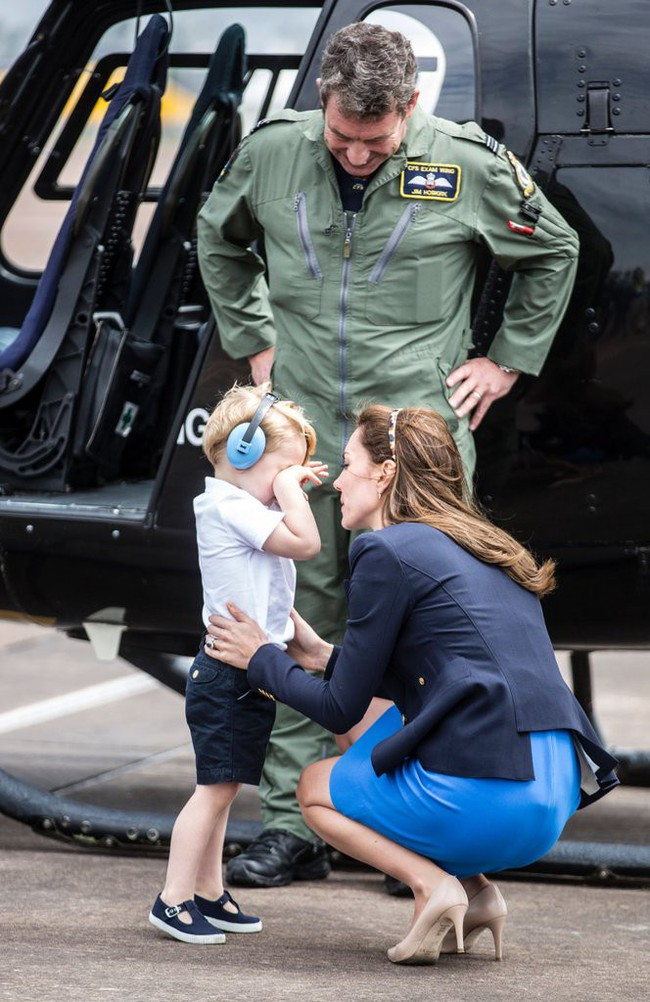 Đây là việc Công nương Kate Middleton luôn làm mỗi khi con mè nheo, cáu gắt và nó thực sự hiệu quả - Ảnh 6.