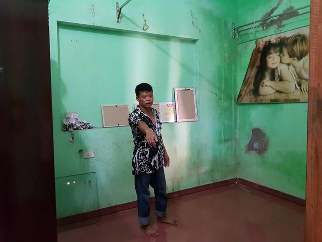 Vụ sát hại 2 vợ chồng ở Hưng Yên: Chiều nay công bố danh tính nghi phạm - Ảnh 3.