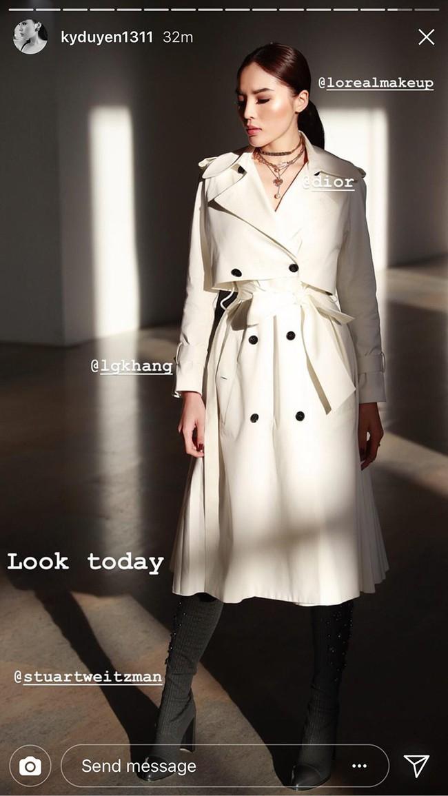 Cùng dự show thời trang tại Paris Fashion Week, đến cả chị đẹp Dara cũng phải lép vế trước Kỳ Duyên - Ảnh 3.