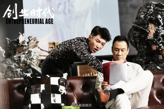 Angelababy - Hoàng Hiên chính thức tung chiêu, đối đầu trực diện với Chung Hán Lương  - Ảnh 8.