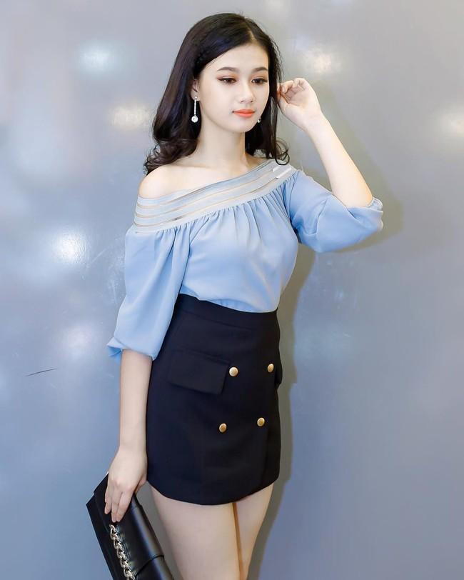 Vẻ đẹp mong manh của Như Phương - cô nàng Quảng Trị sinh năm 1999, đang được cả MXH nghi vấn là người yêu của cầu thủ Đức Chinh - Ảnh 13.