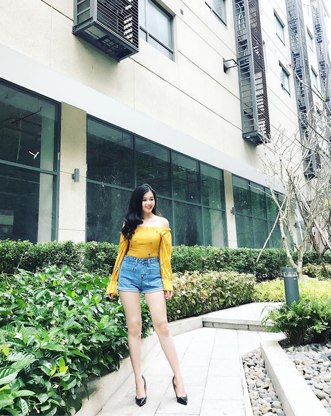 Vẻ đẹp mong manh của Như Phương - cô nàng Quảng Trị sinh năm 1999, đang được cả MXH nghi vấn là người yêu của cầu thủ Đức Chinh - Ảnh 12.