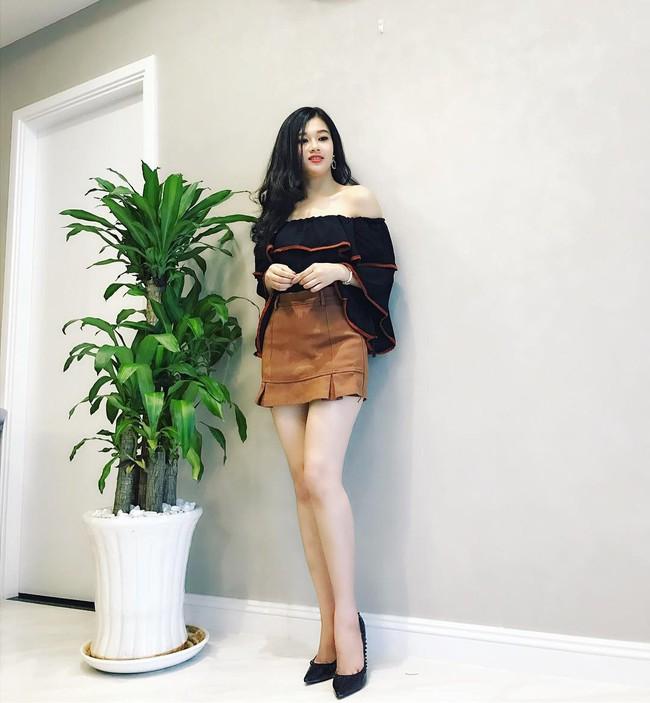 Vẻ đẹp mong manh của Như Phương - cô nàng Quảng Trị sinh năm 1999, đang được cả MXH nghi vấn là người yêu của cầu thủ Đức Chinh - Ảnh 11.