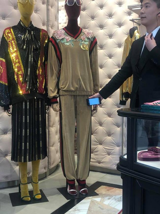 Kể cả bị chê mặc xấu, Mai Phương Thúy vẫn vung hơn 100 triệu sắm cả cây Gucci vì điều này  - Ảnh 1.