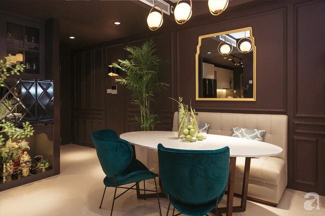 Ngắm căn hộ 82m² đậm chất nam tính của gia chủ thích tiếp đón bạn bè ở TP. HCM - Ảnh 5.