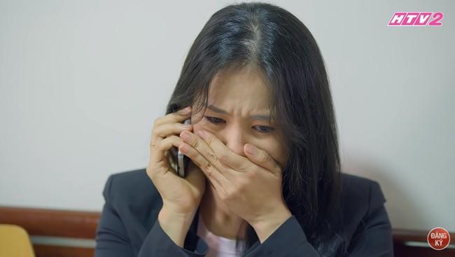 Gạo nếp gạo tẻ gây xôn xao với cảnh cố nuốt nước mắt để cha yên lòng của Lê Phương: Đẳng cấp diễn xuất chính là đây! - Ảnh 1.