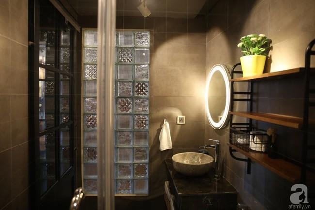 Không phải gam màu sáng trẻ trung, căn hộ nhỏ một phòng ngủ này đẹp lạ với tông màu ấm áp ở Bình Thạnh, TP HCM - Ảnh 15.