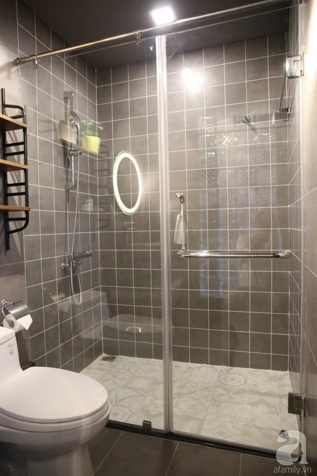 Không phải gam màu sáng trẻ trung, căn hộ nhỏ một phòng ngủ này đẹp lạ với tông màu ấm áp ở Bình Thạnh, TP HCM - Ảnh 14.