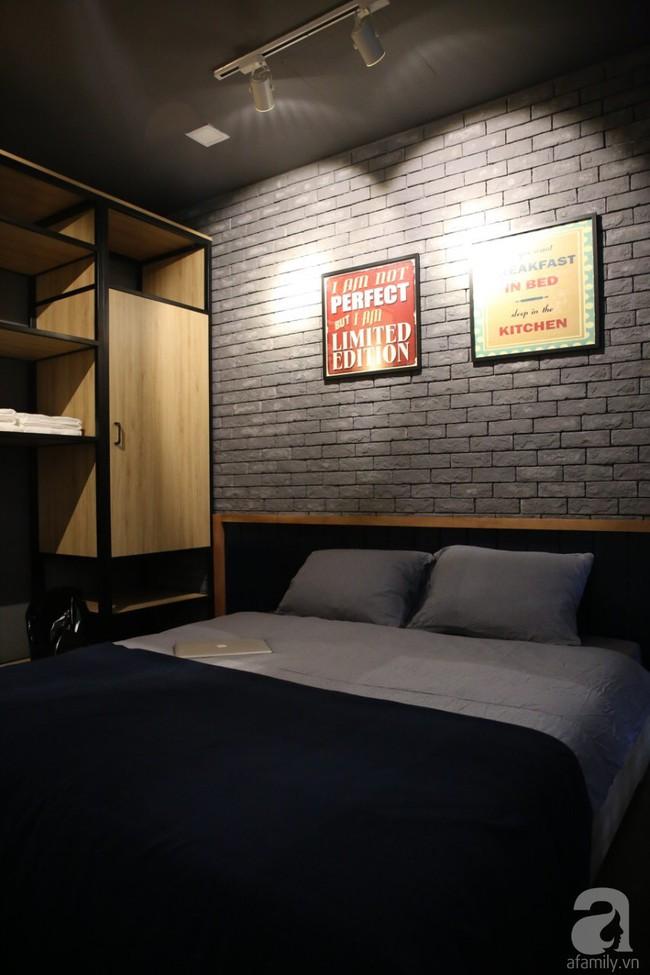 Không phải gam màu sáng trẻ trung, căn hộ nhỏ một phòng ngủ này đẹp lạ với tông màu ấm áp ở Bình Thạnh, TP HCM - Ảnh 11.