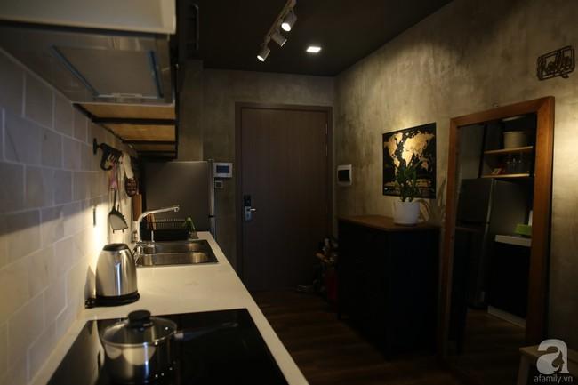 Không phải gam màu sáng trẻ trung, căn hộ nhỏ một phòng ngủ này đẹp lạ với tông màu ấm áp ở Bình Thạnh, TP HCM - Ảnh 9.