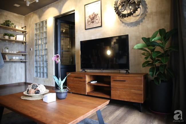 Không phải gam màu sáng trẻ trung, căn hộ nhỏ một phòng ngủ này đẹp lạ với tông màu ấm áp ở Bình Thạnh, TP HCM - Ảnh 5.
