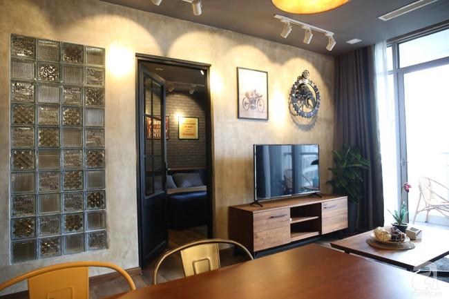 Không phải gam màu sáng trẻ trung, căn hộ nhỏ một phòng ngủ này đẹp lạ với tông màu ấm áp ở Bình Thạnh, TP HCM - Ảnh 6.