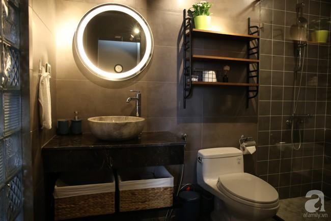 Không phải gam màu sáng trẻ trung, căn hộ nhỏ một phòng ngủ này đẹp lạ với tông màu ấm áp ở Bình Thạnh, TP HCM - Ảnh 13.