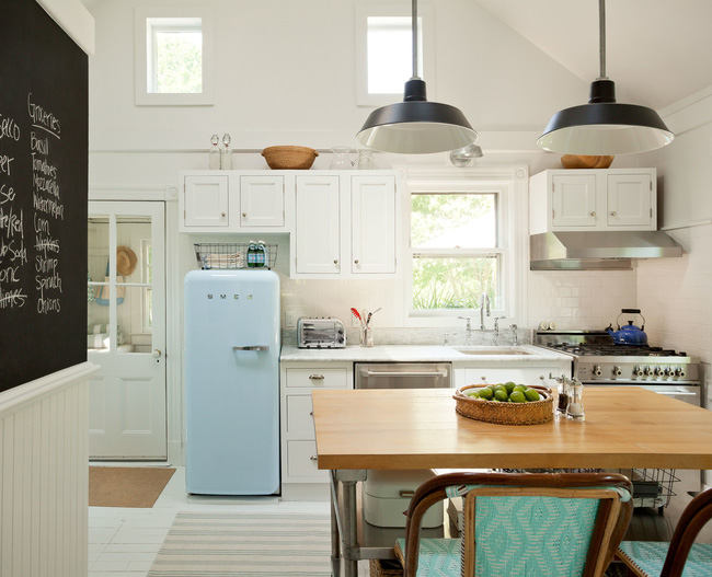 Chìa khóa dẫn đến một căn bếp vừa tiết kiệm lại vừa đẹp  - Ảnh 1.