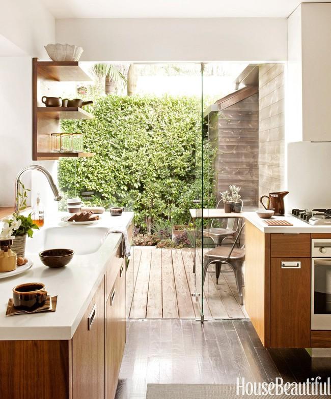Chìa khóa dẫn đến một căn bếp vừa tiết kiệm lại vừa đẹp  - Ảnh 2.