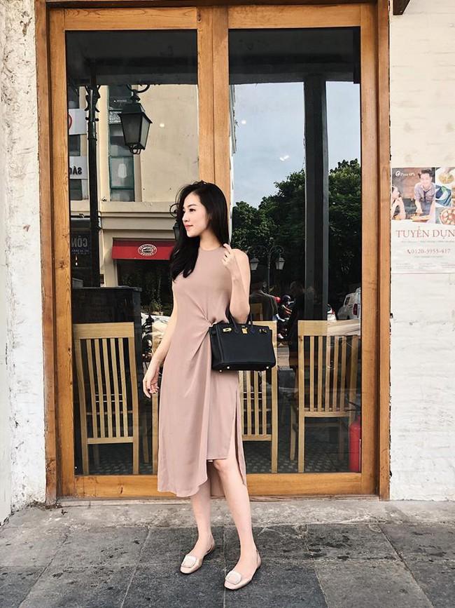 Sau khi kết hôn, Á hậu Tú Anh chỉ chọn đi giày bệt chắc hẳn không phải vì bầu bí mà với lý do cực kỳ tinh tế này - Ảnh 6.