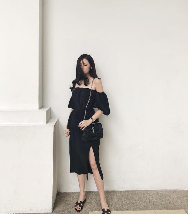 Sau khi kết hôn, Á hậu Tú Anh chỉ chọn đi giày bệt chắc hẳn không phải vì bầu bí mà với lý do cực kỳ tinh tế này - Ảnh 8.