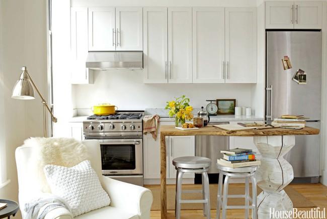 Chìa khóa dẫn đến một căn bếp vừa tiết kiệm lại vừa đẹp  - Ảnh 4.
