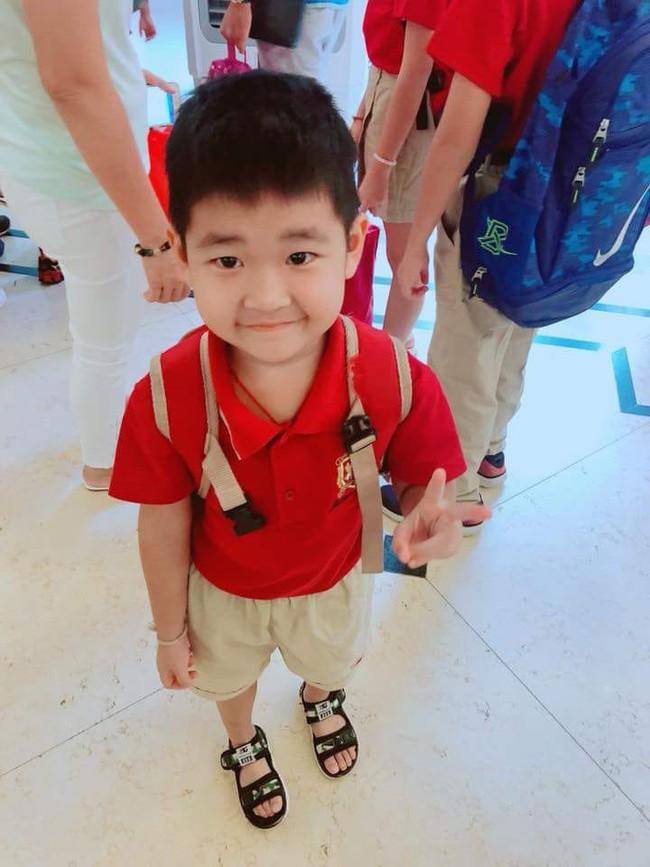 Xem loạt nhóc tỳ nhà sao Việt xúng xính đồng phục dự lễ khai giảng đầu năm học mới - Ảnh 16.
