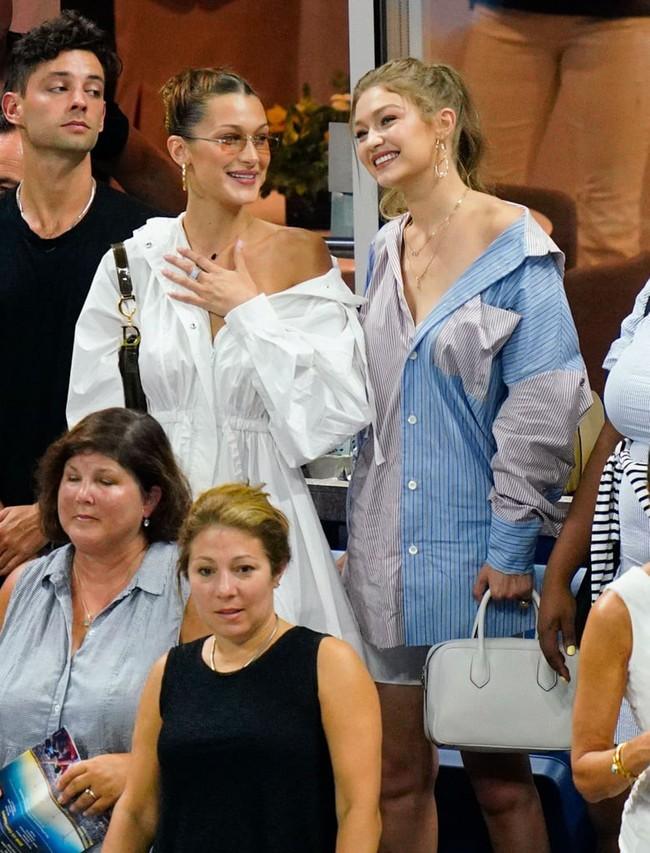 Mặc sơmi cá tính sexy như chị em nhà Gigi và Bella Hadid tưởng khó nhưng ai dè lại cực kỳ đơn giản - Ảnh 3.