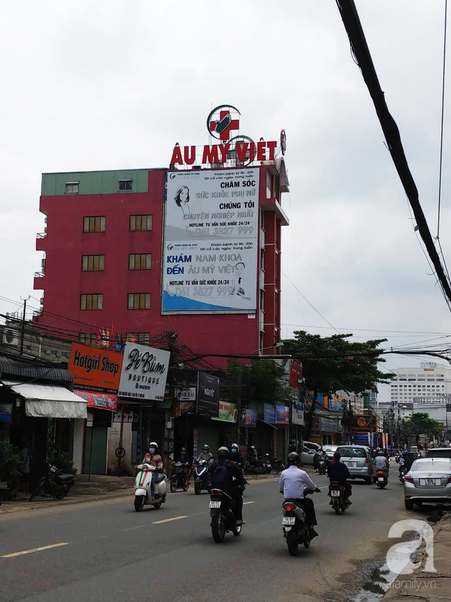 """Vụ mẹ Đồng Nai tố con gái bị đốt vùng kín nhiễm trùng nặng giá """"cắt cổ"""": Phòng khám Âu Mỹ Việt có sai phạm - Ảnh 1."""