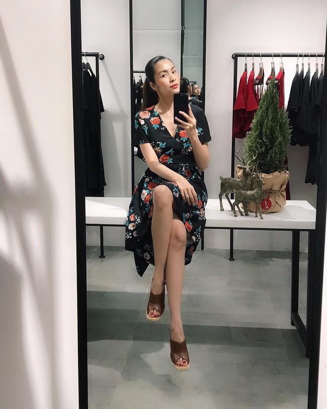 Mỗi lần Hà Tăng diện váy hoa là lại khiến dân mạng xốn xang, mới đăng ảnh chưa đến 1 tiếng mà hơn 11 ngàn người thả tim - Ảnh 5.