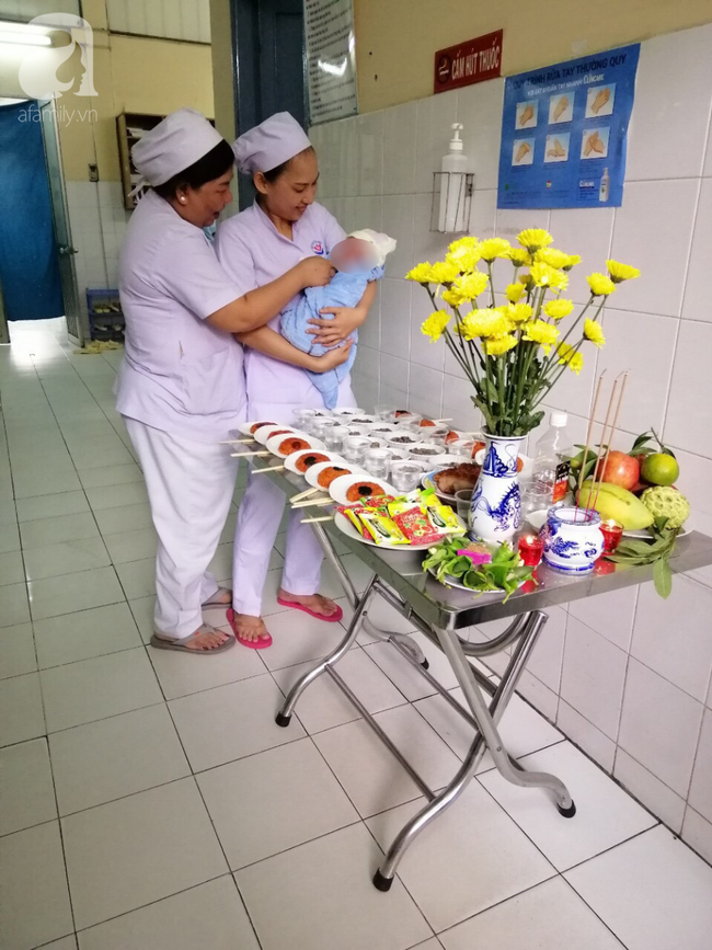 Bé Nâu được điều dưỡng làm đầy tháng trong bệnh viện nhưng người mẹ nghiện ma túy vẫn biệt tăm - Ảnh 8.