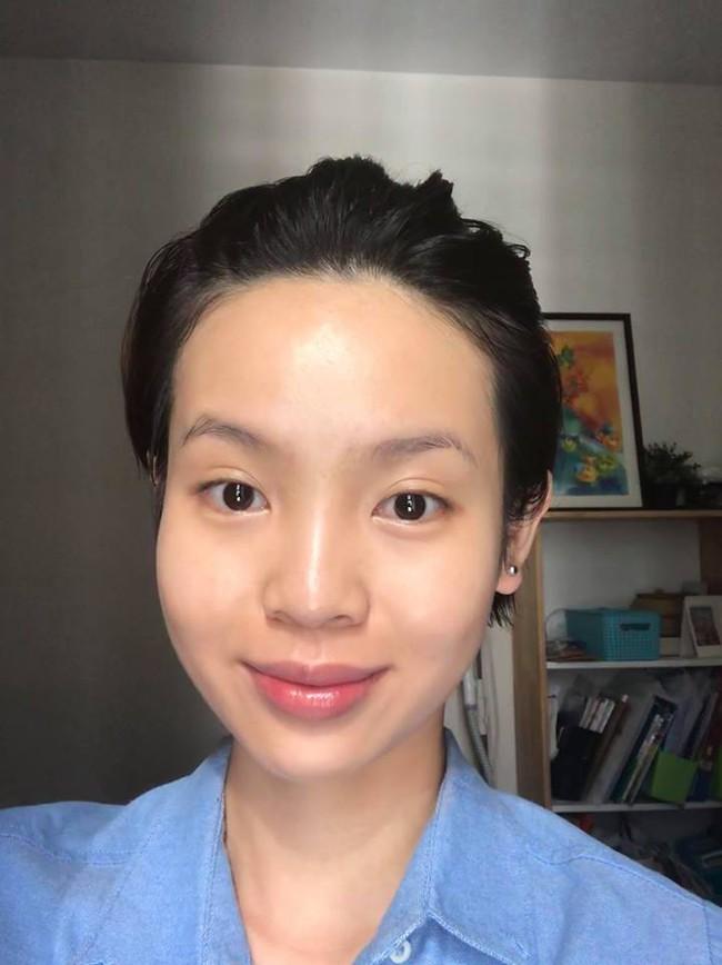 Tiền sử bị viêm da 2 lần nhưng cô nàng này đã lấy lại được độ căng bóng cho làn da nhờ quy trình chăm sóc cực đơn giản  - Ảnh 7.