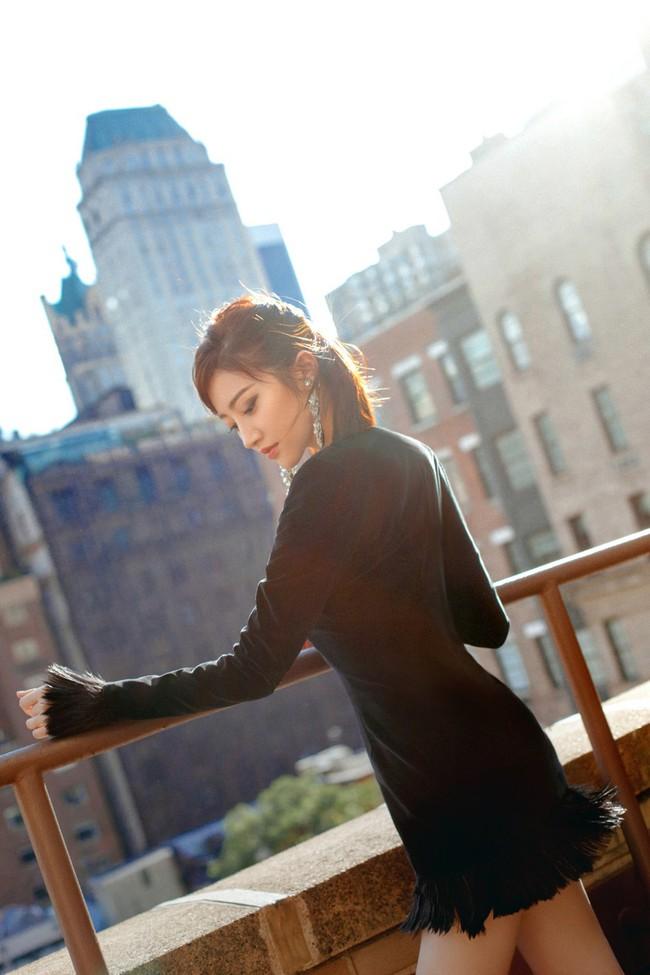 Mặc nguyên cây đồ đen tới dự show Tom Ford, Trương Quân Ninh lấn át cả thiên thần Victorias Secret tại Tuần lễ thời trang New York - Ảnh 10.