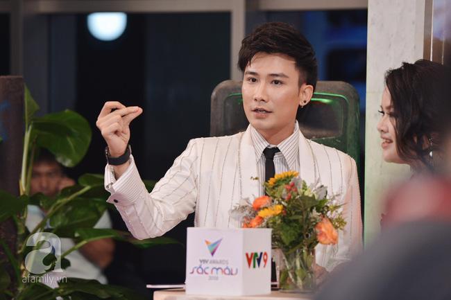 Cặp đôi Cả một đời ân oán Hồng Đăng - Hồng Diễm hội ngộ trên thảm đỏ VTV Awards 2018 - Ảnh 7.