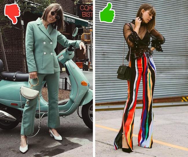 Tránh ngay 7 kiểu quần áo có thể dìm chết ngoại hình và khiến bạn trở thành bà cô già nua - Ảnh 1.