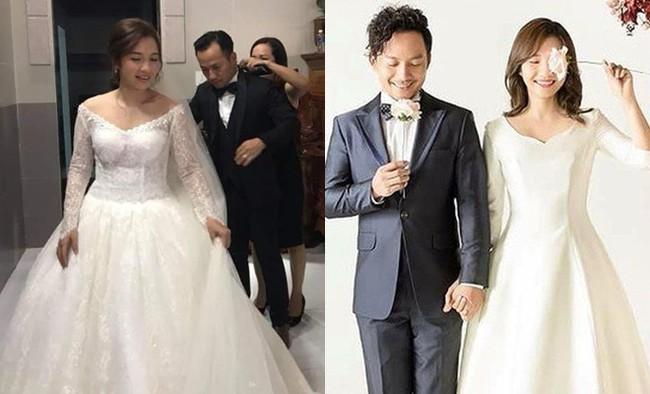 Bị đồn có bầu trước khi cưới, vợ rapper Đinh Tiến Đạt đã có ngay câu trả lời cực khôn ngoan - Ảnh 1.