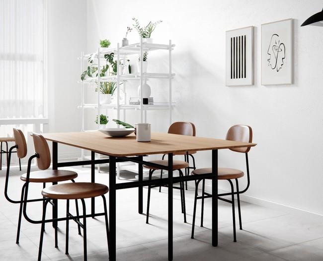 Căn hộ với sự kết hợp hoàn hảo giữa màu xanh của lá và màu trắng của phong cách Scandinavian - Ảnh 8.