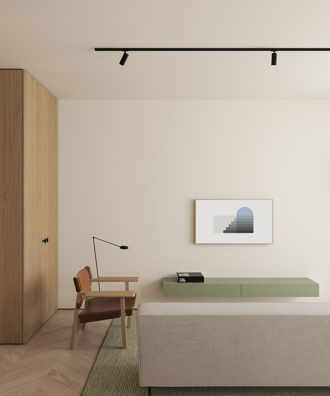 2 căn hộ nhỏ nhưng vô cùng đỉnh cao cho sự kết hợp giữa phong cách tối giản và phong cách Scandinavian  - Ảnh 1.