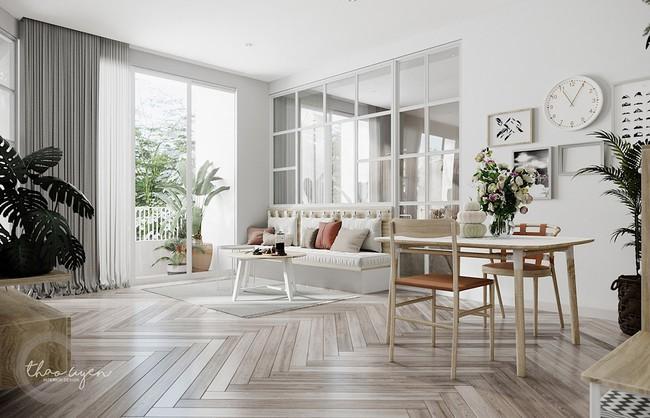 2 căn hộ nhỏ nhưng vô cùng đỉnh cao cho sự kết hợp giữa phong cách tối giản và phong cách Scandinavian  - Ảnh 8.