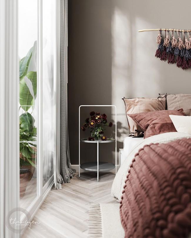 2 căn hộ nhỏ nhưng vô cùng đỉnh cao cho sự kết hợp giữa phong cách tối giản và phong cách Scandinavian  - Ảnh 14.