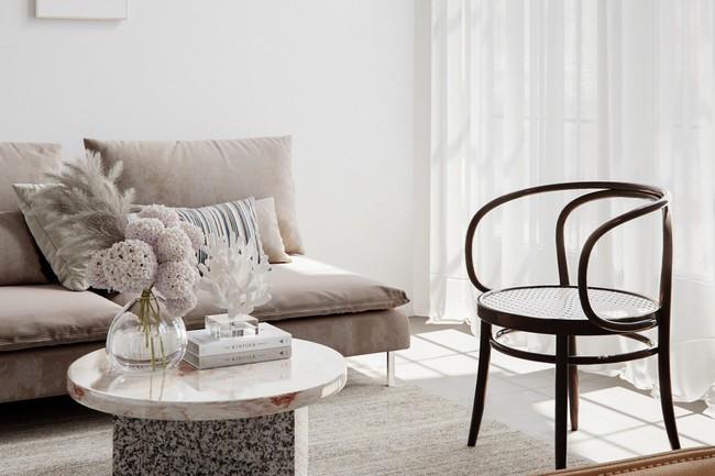Căn hộ với sự kết hợp hoàn hảo giữa màu xanh của lá và màu trắng của phong cách Scandinavian - Ảnh 5.