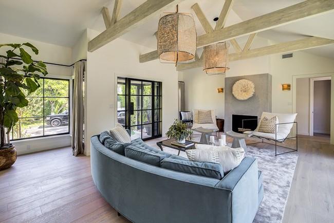 Đèn thả trần - xu hướng nội thất phòng khách 2019 để bạn lựa chọn cho gia đình - Ảnh 3.