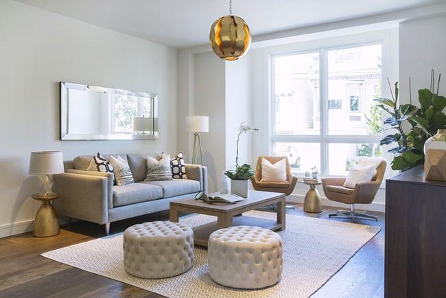 Đèn thả trần - xu hướng nội thất phòng khách 2019 để bạn lựa chọn cho gia đình - Ảnh 5.